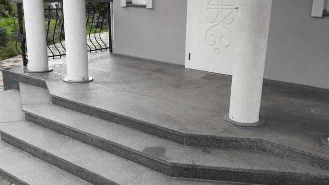 Гранитная плитка для дома и общественных помещений